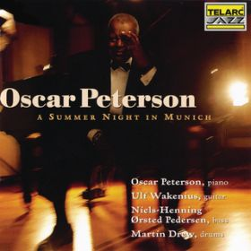 アルバム - A Summer Night In Munich / Oscar Peterson