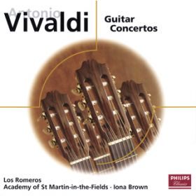 Vivaldi: Concerto for Lute, 2 Violins and Continuo in D, RV