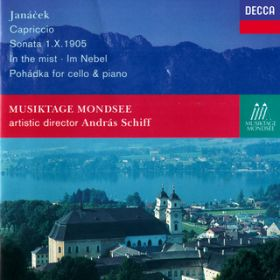 アルバム - Janacek: Capriccio; In the Mists; Pohadka; Sonata 1.X.1905 / アンドラーシュ・シフ