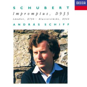 Schubert: 4 Impromptus Op.142, D.935 - No.2 in A flat: Allegretto / アンドラーシュ・シフ