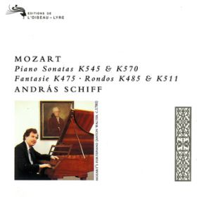 アルバム - Mozart: Piano Sonatas Nos. 16 & 17 & Other Piano Works / アンドラーシュ・シフ