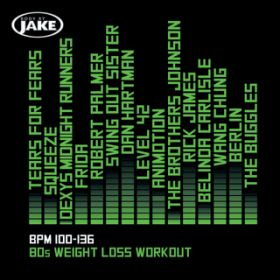 80s Weight Loss Workout (BPM 100-136) (Continuous Mix) / ヴァリアス・アーティスト