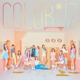 アルバム - COLOR*IZ / IZ*ONE