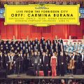 "シングル - Orff: Carmina Burana / 3. Cour d'amours - ""Amor volat undique"" (Live from the Forbidden City) / アイーダ・ガリフッリーナ/Shanghai Spring Children's Choir/上海交響楽団/ロン・ユー(余隆)"