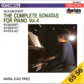 アルバム - Mozart: The Complete Sonatas for Piano, Vol. 4 / Maria Joao Pires