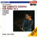 Mozart: The Complete Sonatas for Piano, Vol. 2