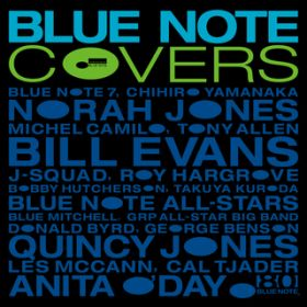 BLUE NOTE COVERS / ヴァリアス・アーティスト