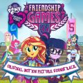 Twilight Sparkle/Sunset Shimmer/Rainbow Dash/Apple Jack/Pinkie Pie/Rarity/Fluttershyの曲/シングル - L'amiti    travers les  ges