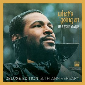 What's Going On (Deluxe Edition / 50th Anniversary) / マーヴィン・ゲイ