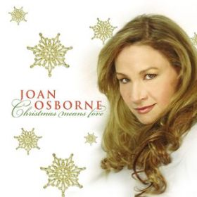 アルバム - Christmas Means Love / Joan Osborne