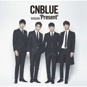 アルバム - Korea Best Album 'Present' / CNBLUE