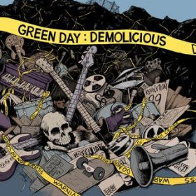 アルバム - Demolicious / Green Day