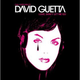 Love Don't Let Me Go (1987 Rister Remix) / David Guetta