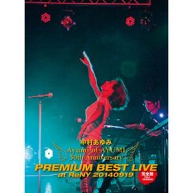 Ayumi of AYUMI〜30th Anniversary PREMIUM BEST LIVE at ReNY 20140919 / 中村あゆみ