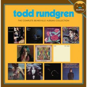 A Treatise On Cosmic Fire --  Intro-Prana / Todd Rundgren