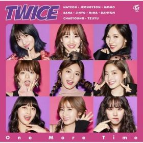 アルバム - One More Time / TWICE