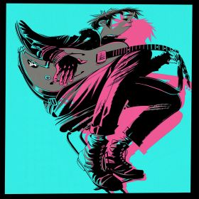 アルバム - The Now Now / Gorillaz
