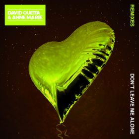 アルバム - Don't Leave Me Alone (feat. Anne-Marie) [Remixes] / David Guetta