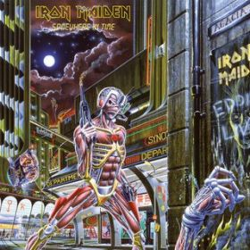Wasted Years (2015 Remaster) / Iron Maiden