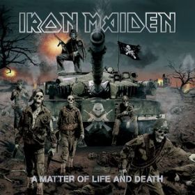 アルバム - A Matter of Life and Death (2015 Remaster) / Iron Maiden