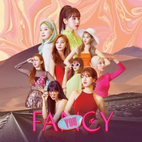 アルバム - FANCY YOU / TWICE