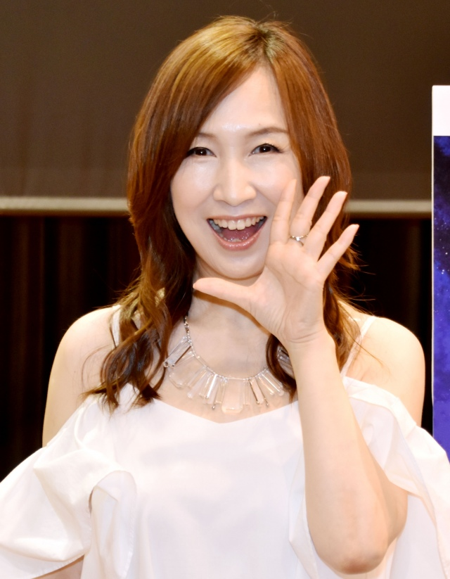 森口博子、生涯のパートナーは「ガンダムです」